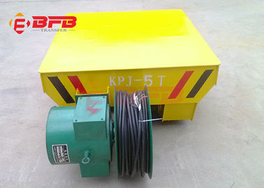 Rotating Industrial Motorized Turntable , Power Plant Automated Turning Turnplate