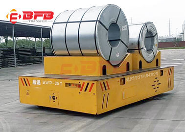 China Large Table Electric Remote Control Material Handling Trailers supplier