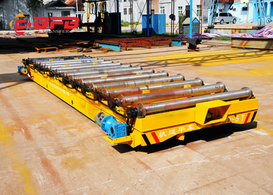 35 Ton Trackless Transfer Cart