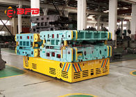 China Remote Control Q235 Mold Transfer Cart , 25 Tons Bay To Bay Die Change Cart factory