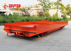 China V Frame Battery Operated Cart , Pallet Transfer Carts With Hydraulic Lifting Device company