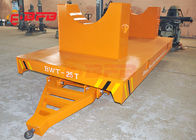 China Four Wheels Electric Transfer Cart For Light Industry 1 - 300T Load Capacity factory