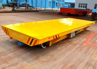 China 380V Material Motorized Transfer Trolley Customized Color Kpj - 50 Model factory