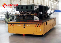 China BEFANBY 20T battery driven mold transport cart for industrial bay to bay company