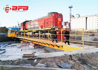 China Locomotive Railway Turntable Material Handling Solutions For Freight Railroads And Transit Systems factory