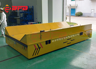 China Chinese Battery Operated Industrial Trackless Transfer Trailer With Motorized company