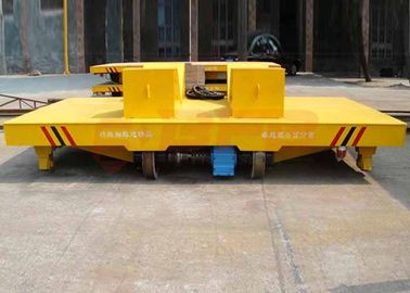 25t electric on-rail material handling equipment for steel coils transporting