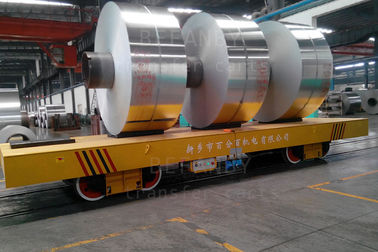 Steel/Aluminium coil transfer car