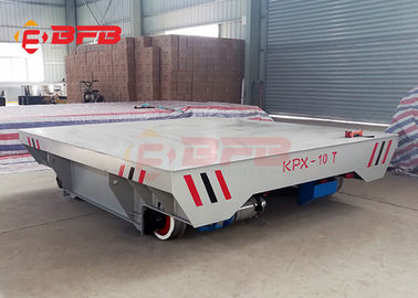 China Storage Explosion Proof Battery Transfer Cart Self Driven For Building Material Moving factory