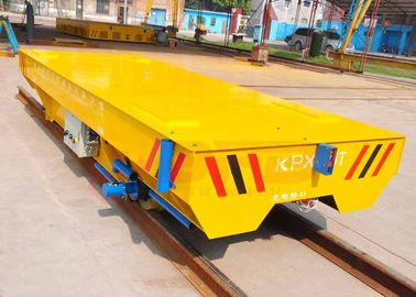 China Cast wheel electric power rail transport vehicle for railway maintemnance factory