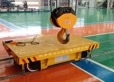 China 30T Die Change Mold Transfer Cart , Automobile Assembly Line Hydraulic Die Cart factory