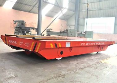 1000kg Small Capacity Material Transfer Carts Manual Type With Casting Wheels