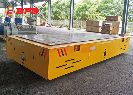 Copper Melting Q235 Trackless Agv Battery Transfer Cart