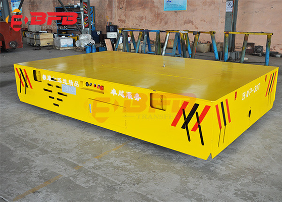 20m/Min Battery Operated Trackless Transfer Cart