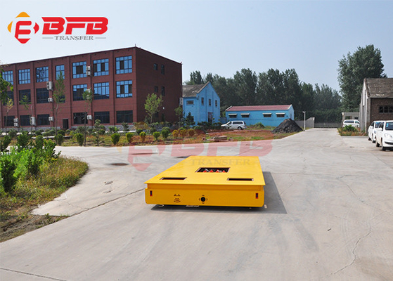 Coachwork Dies Handling 10t 20t Trackless Transfer Cart